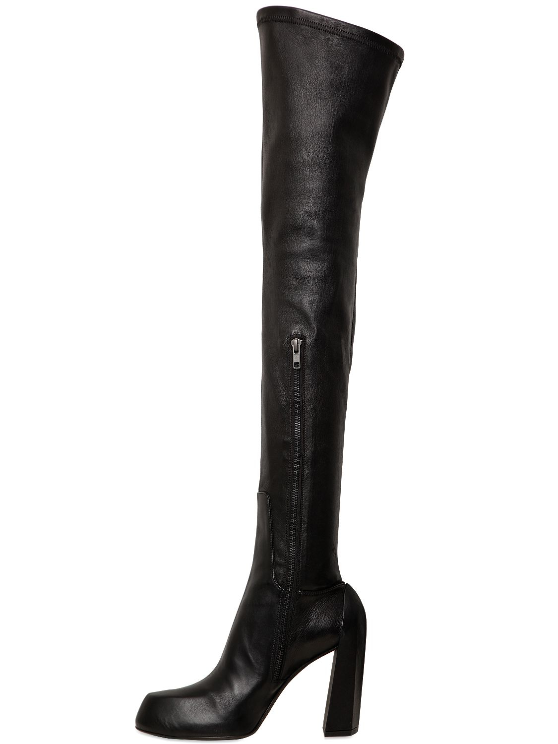 Ann Demeulemeester Ombré Over-The-Knee Boots store outlet lowest price fiRT2lzq