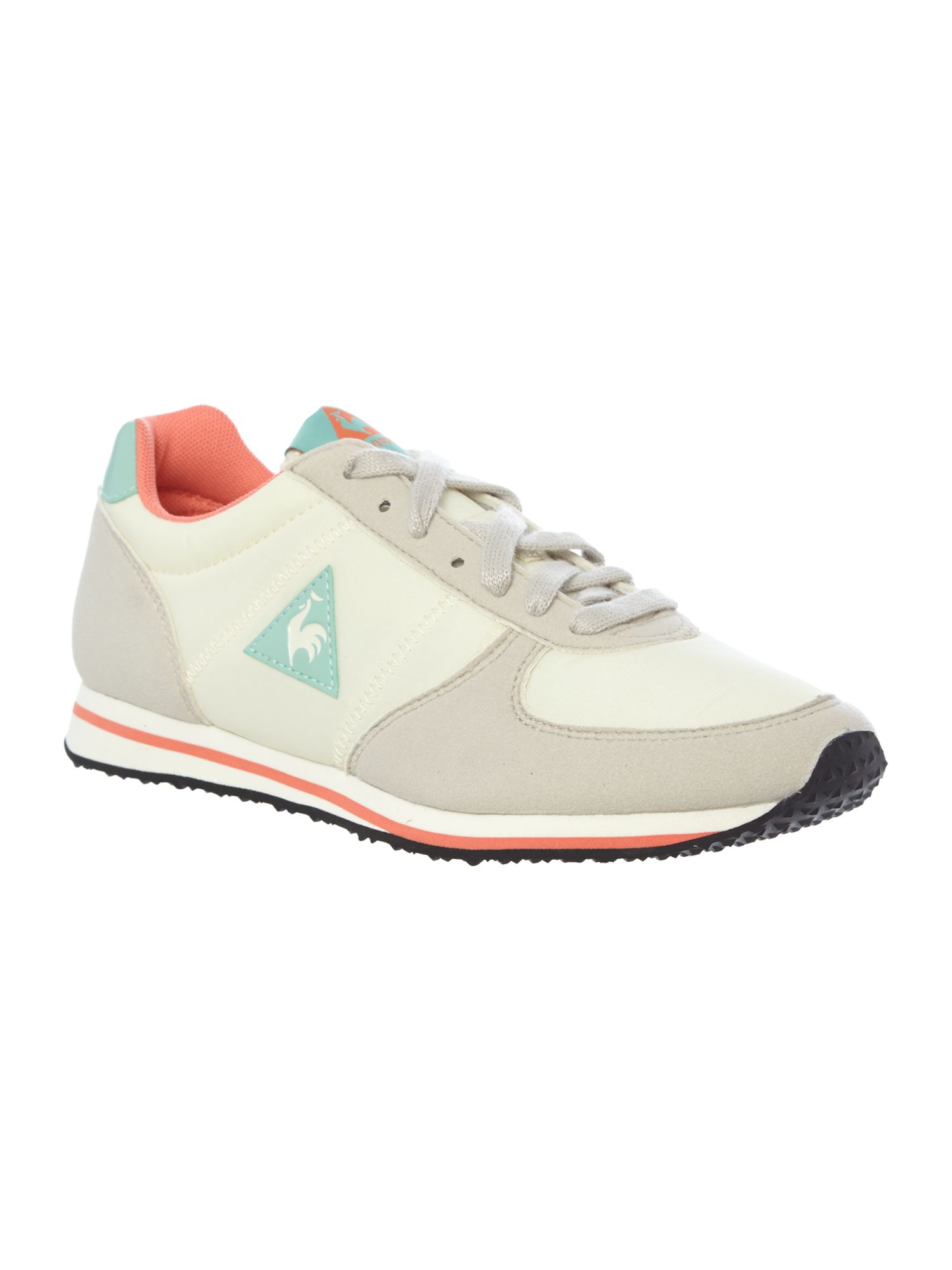 new concept db991 9667f ... le coq sportif womens shoes red blue .