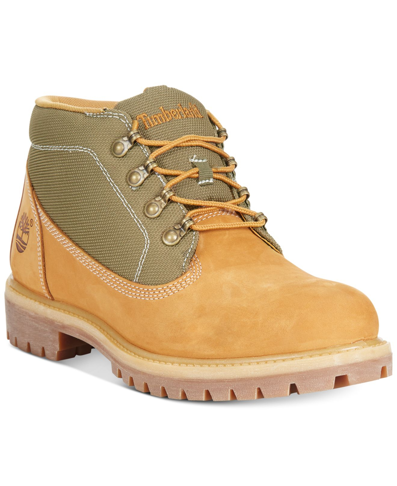 bfb3742c8dba Lyst - Timberland Icon Campsite Boots in Natural for Men