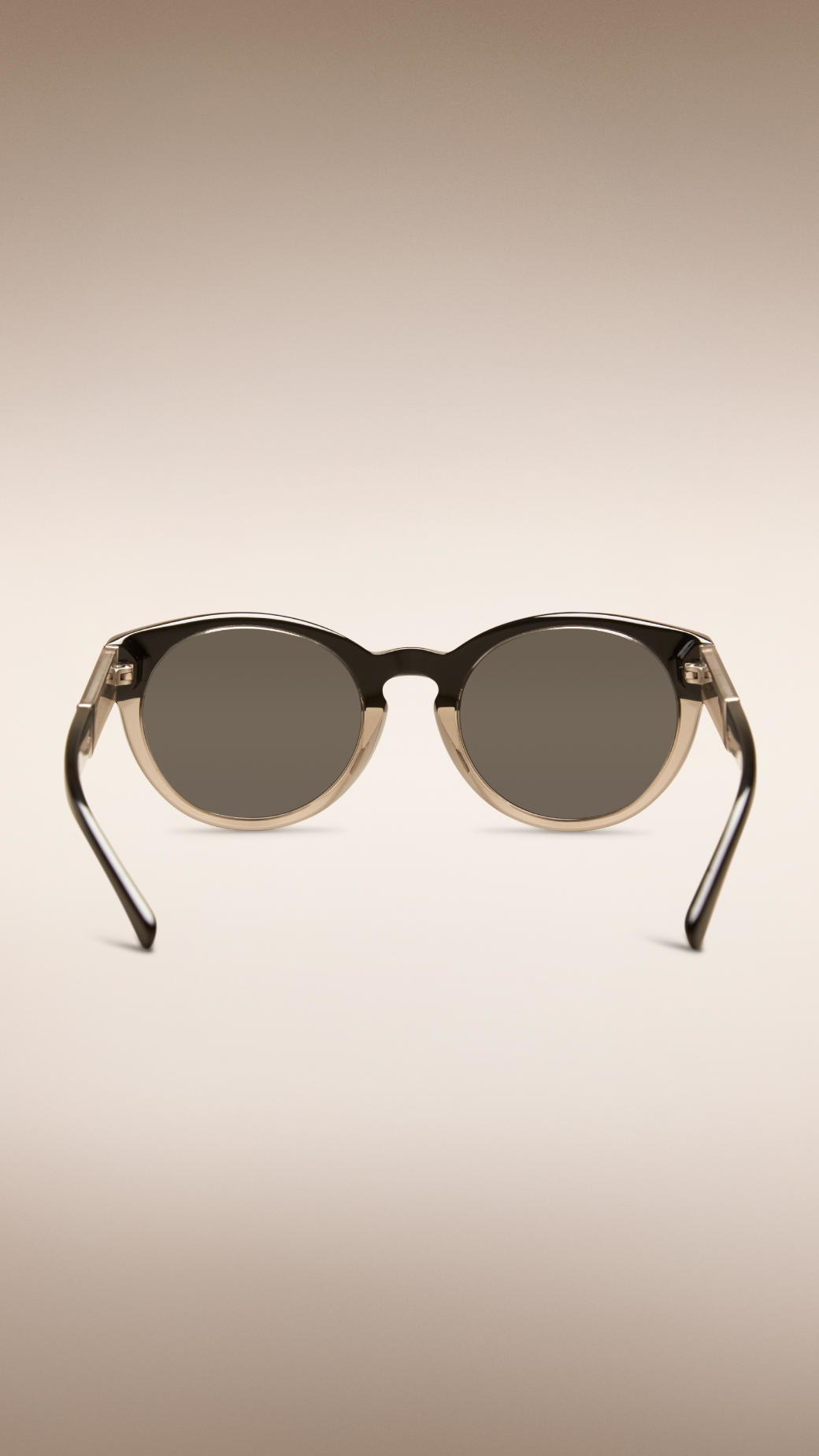 Cheap Best Wholesale Burberry round frame sunglasses Clearance Top-Rated dDxrrT