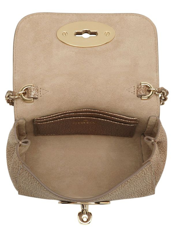 2635272539 best mulberry mini lily shoulder bag white 0b8aa 6f8f5  order lyst mulberry  mini lily in brown da0f9 d77dd