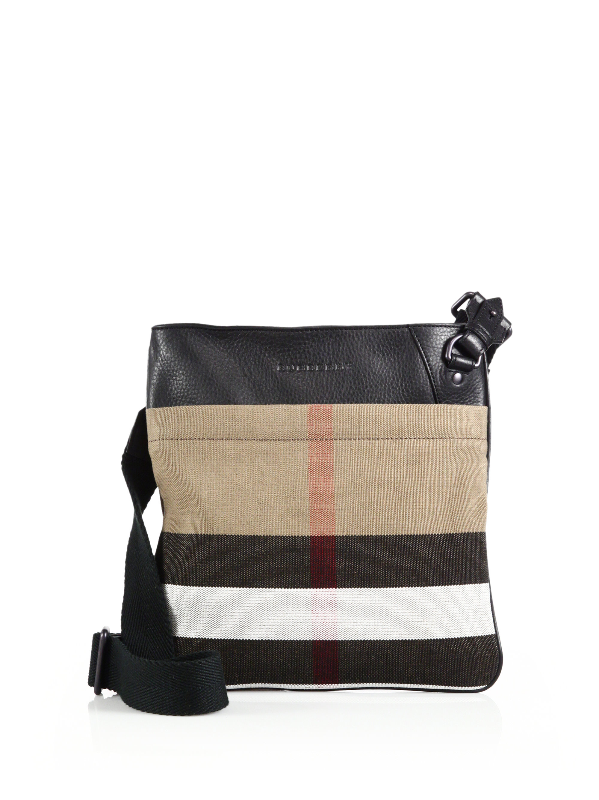 c20c45c35aad Lyst - Burberry Ainsley Crossbody Bag for Men