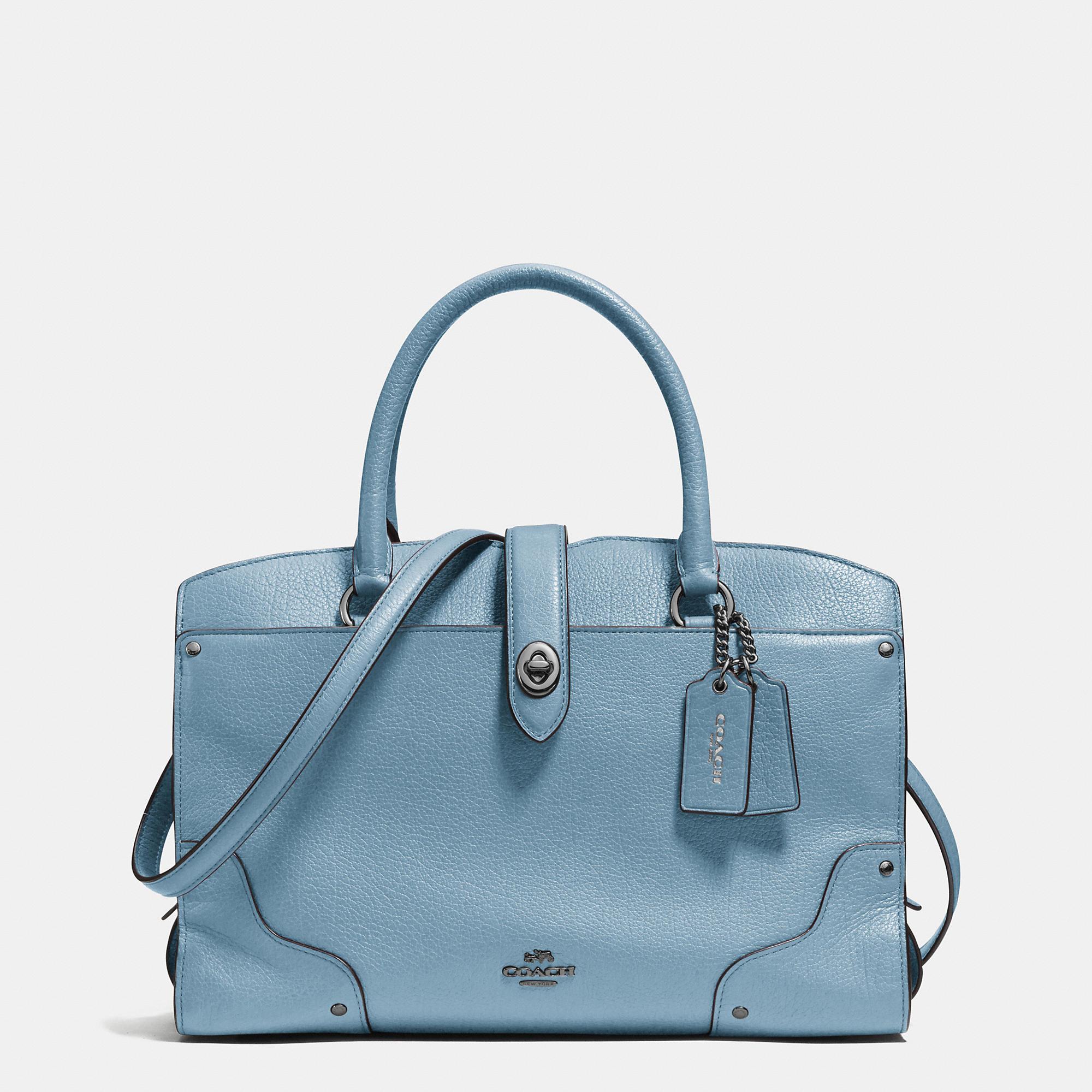coach satchel bag outlet uun8  Coach Mercer Tote Bags Outlet Purses