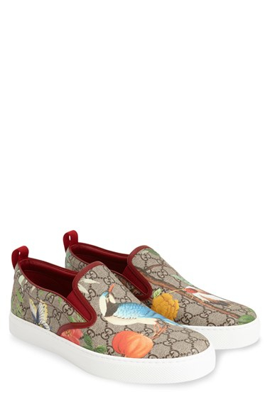 a418c88f1 Gucci 'dublin' Slip-on Sneaker for Men - Lyst