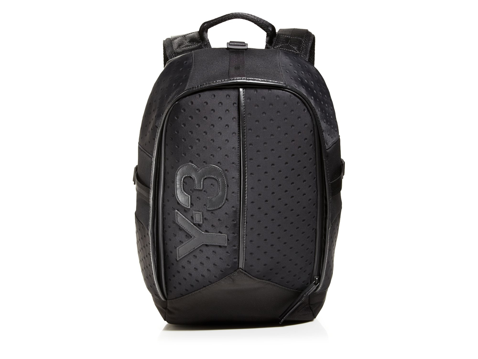 4a9f7b7389c4 Lyst - Y-3 Neoprene Backpack in Black for Men