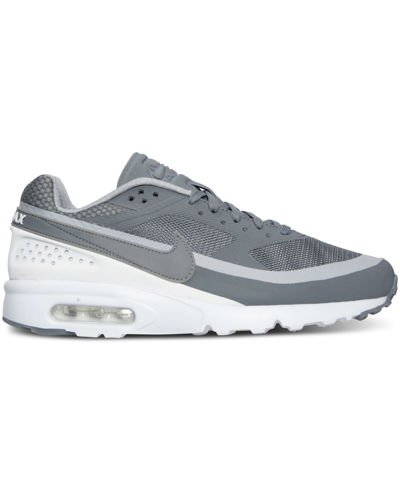 b85c1957608c ... cheapest lyst nike mens air max bw ultra running sneakers from finish  line 381e5 51f29
