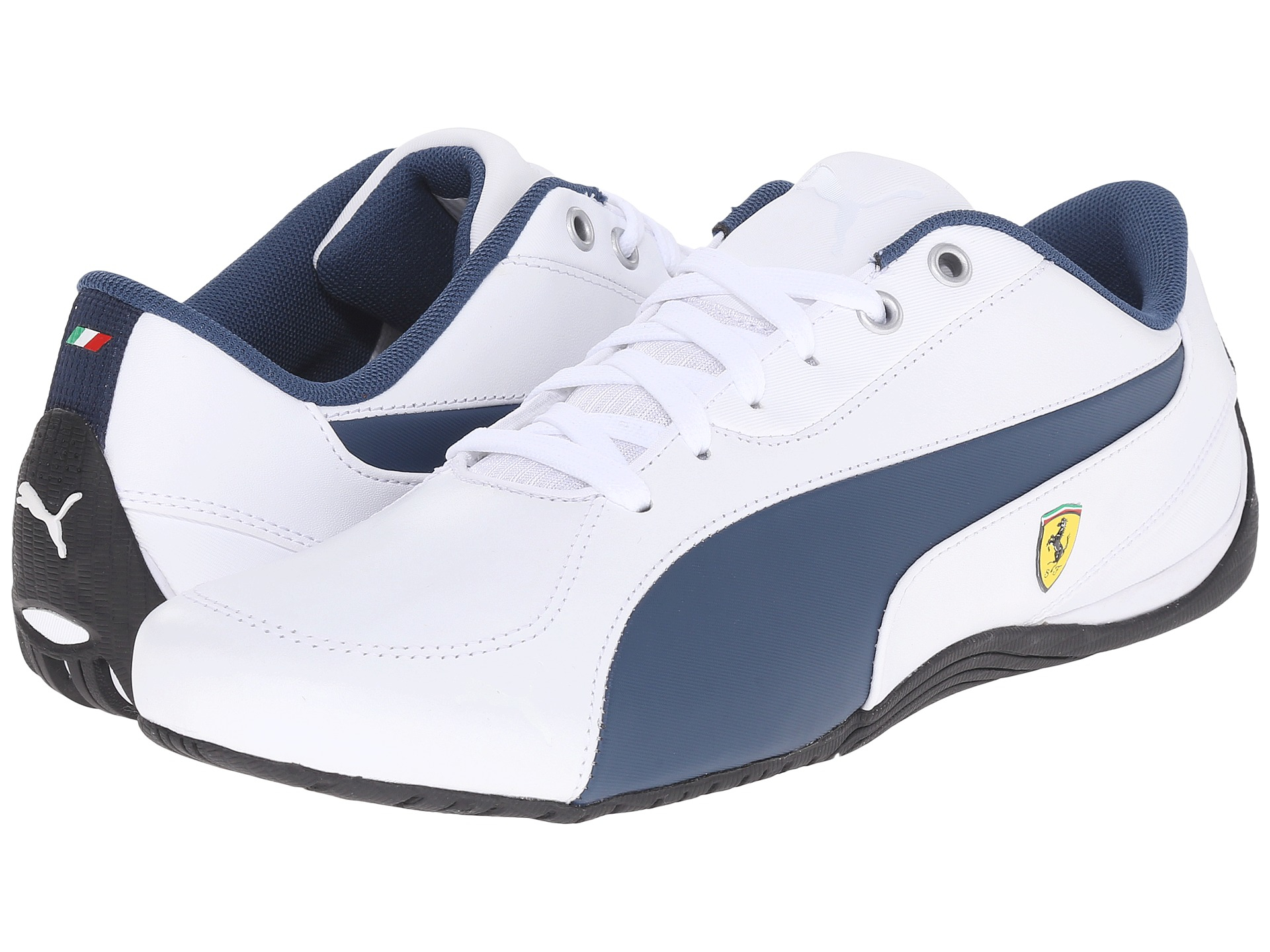 Puma Drift Cat Mens Shoes with White Blue