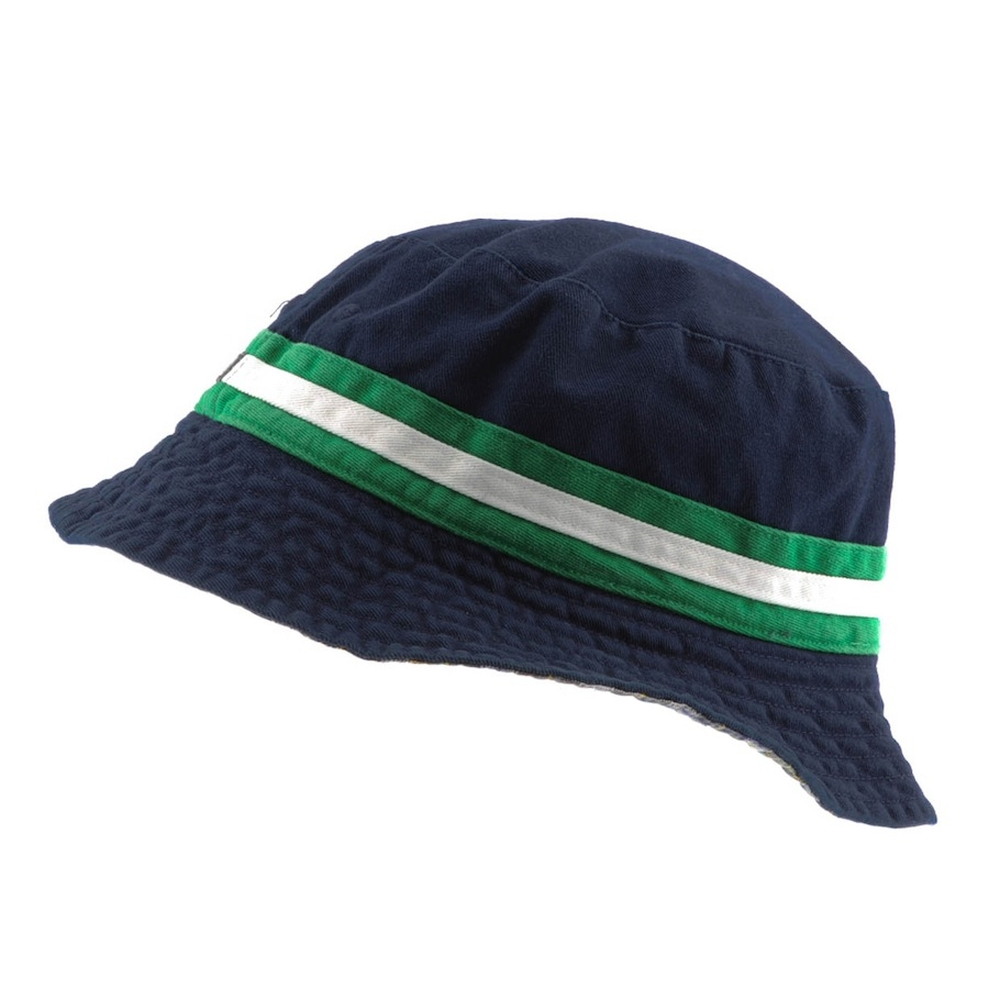 ca1d295e763 Lyst - Ralph Lauren Reversible Beachside Bucket Hat in Blue for Men