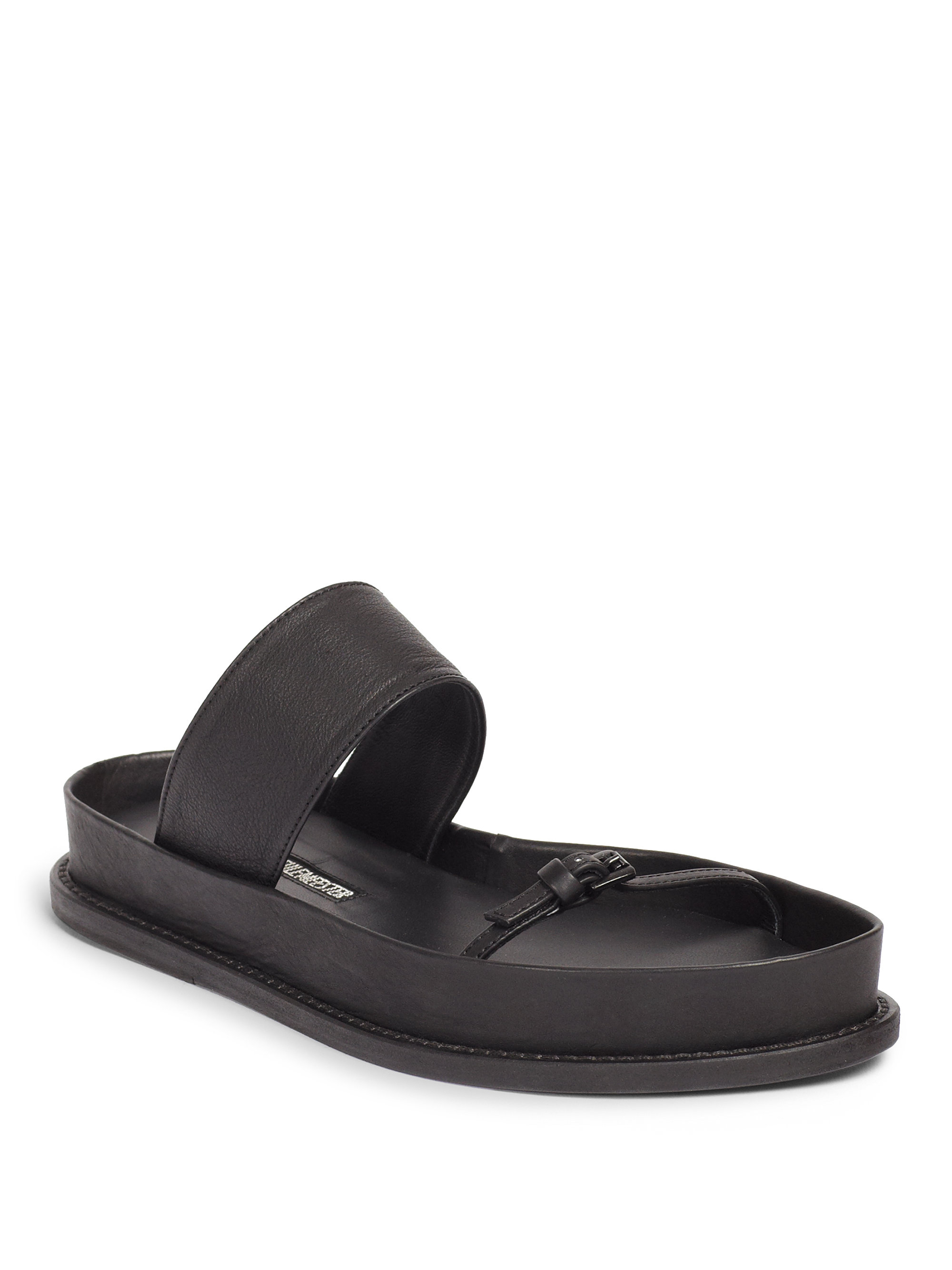 ANN DEMEULEMEESTER Leather Sandals Outlet Locations Online Buy Cheap For Sale Popular Sale Online Cheap Prices Reliable Cheap Nicekicks l8l66LgI