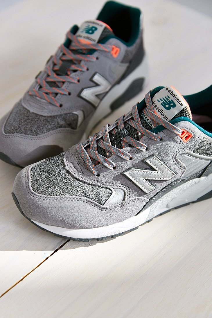 New Balance 580 Tomboy Running Sneaker In Gray Grey Lyst