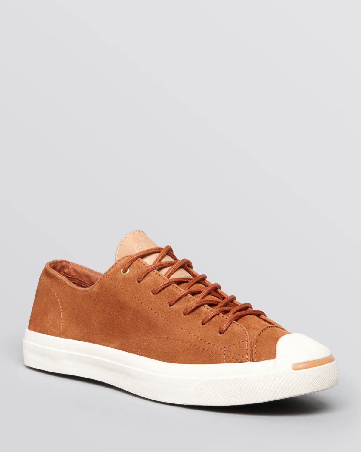 640cd8f169f6 Lyst - Converse Jack Purcell Jack Split Tongue Sneakers in Brown for Men