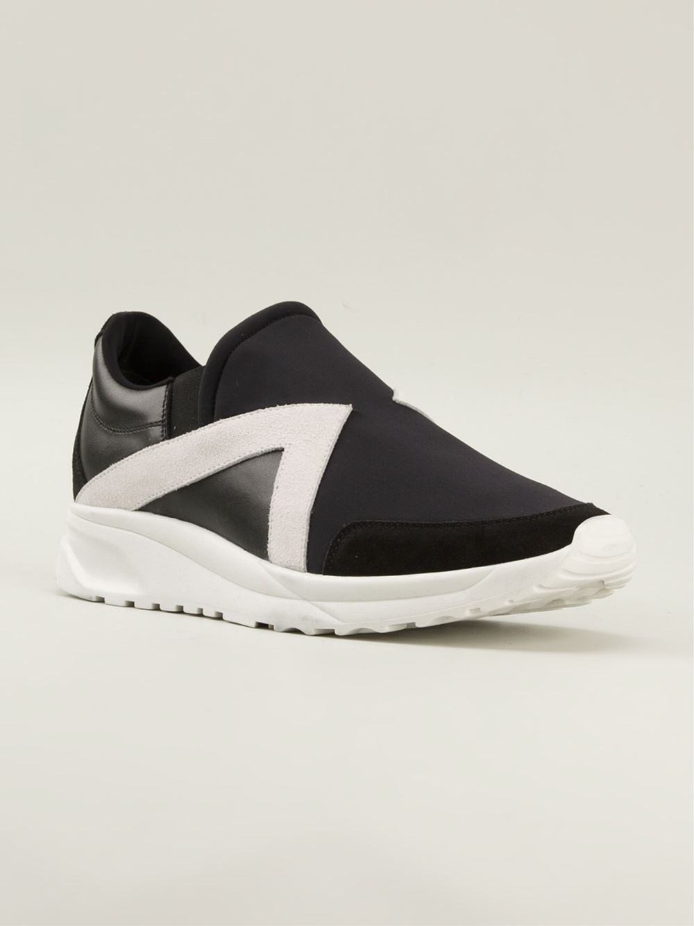 Neil BarrettRunner sneakers