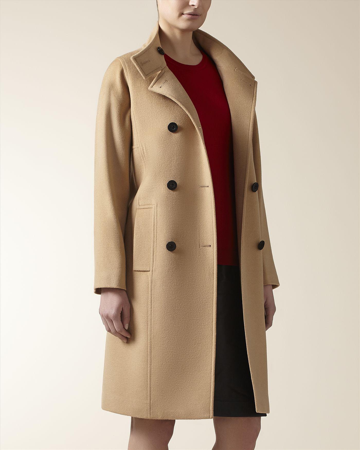 Jaeger Cashmere Coat - Sm Coats