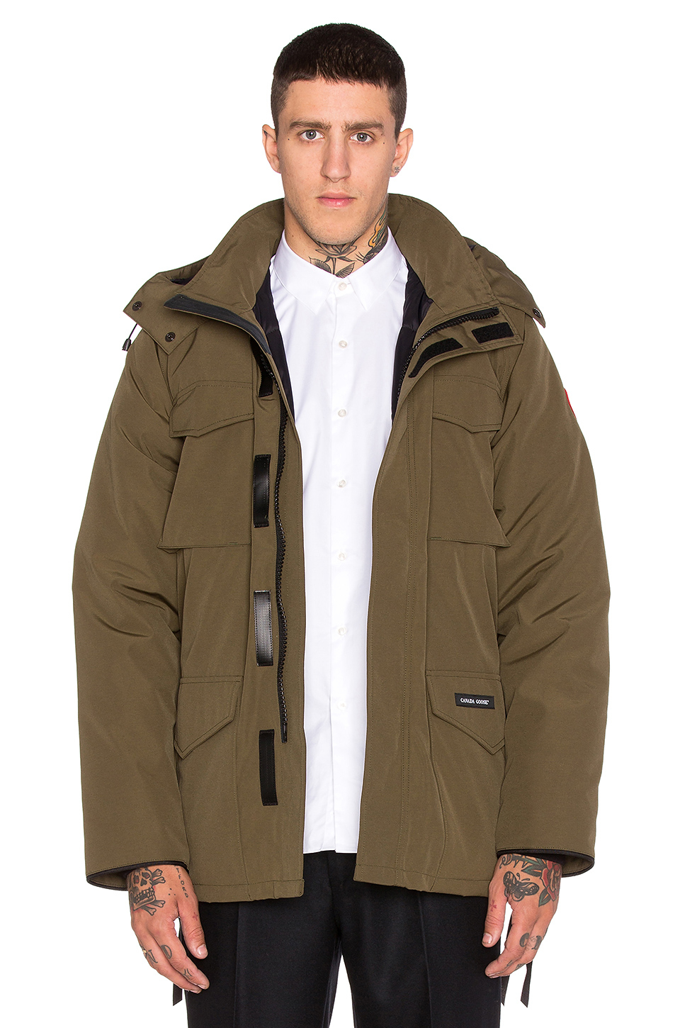 Canada Goose expedition parka sale shop - Canada goose Constable Parka in Green for Men (Military Green) | Lyst