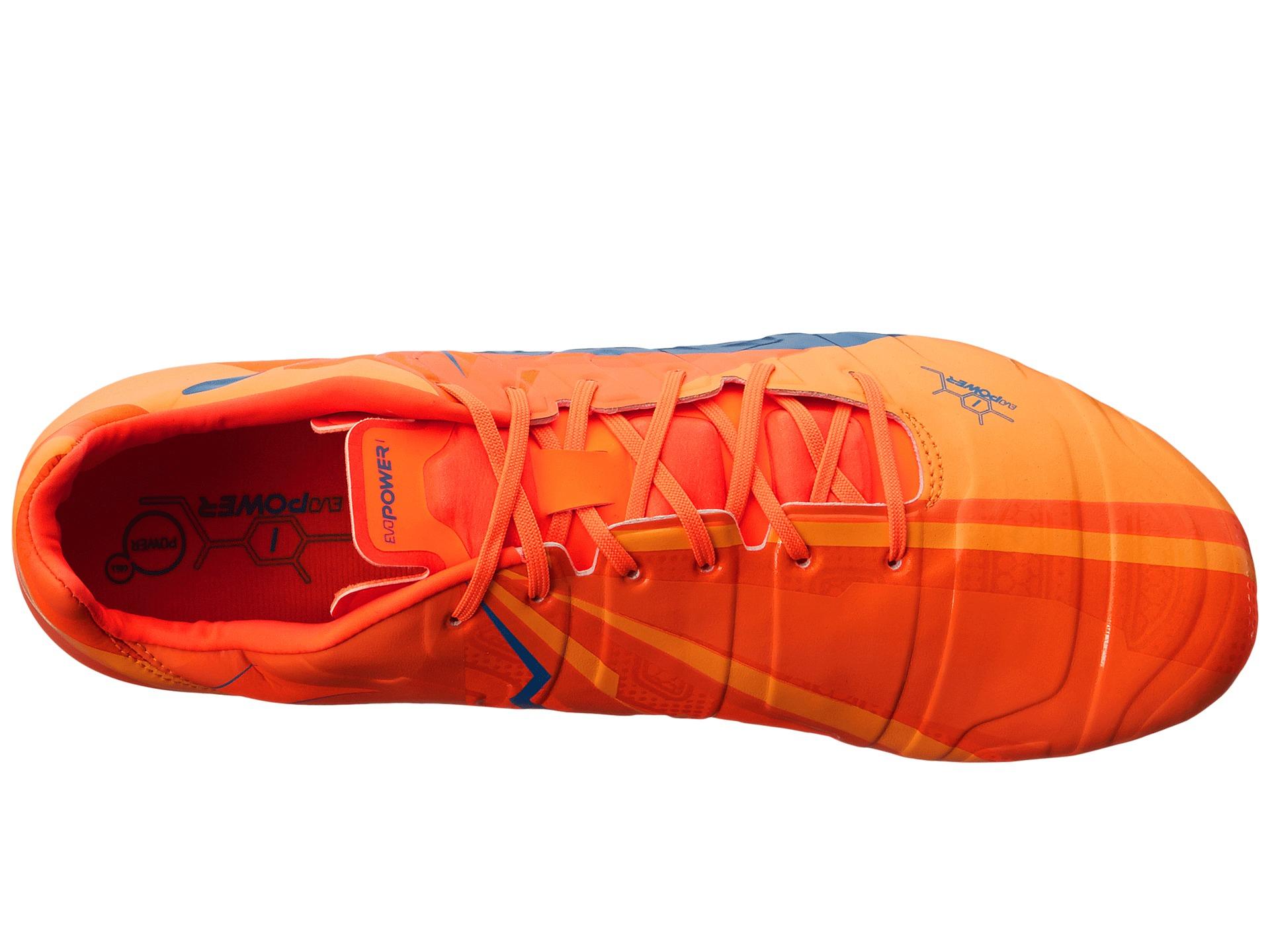 6d96c5624882 Lyst - PUMA Evopower 1 H2h Fg in Orange for Men