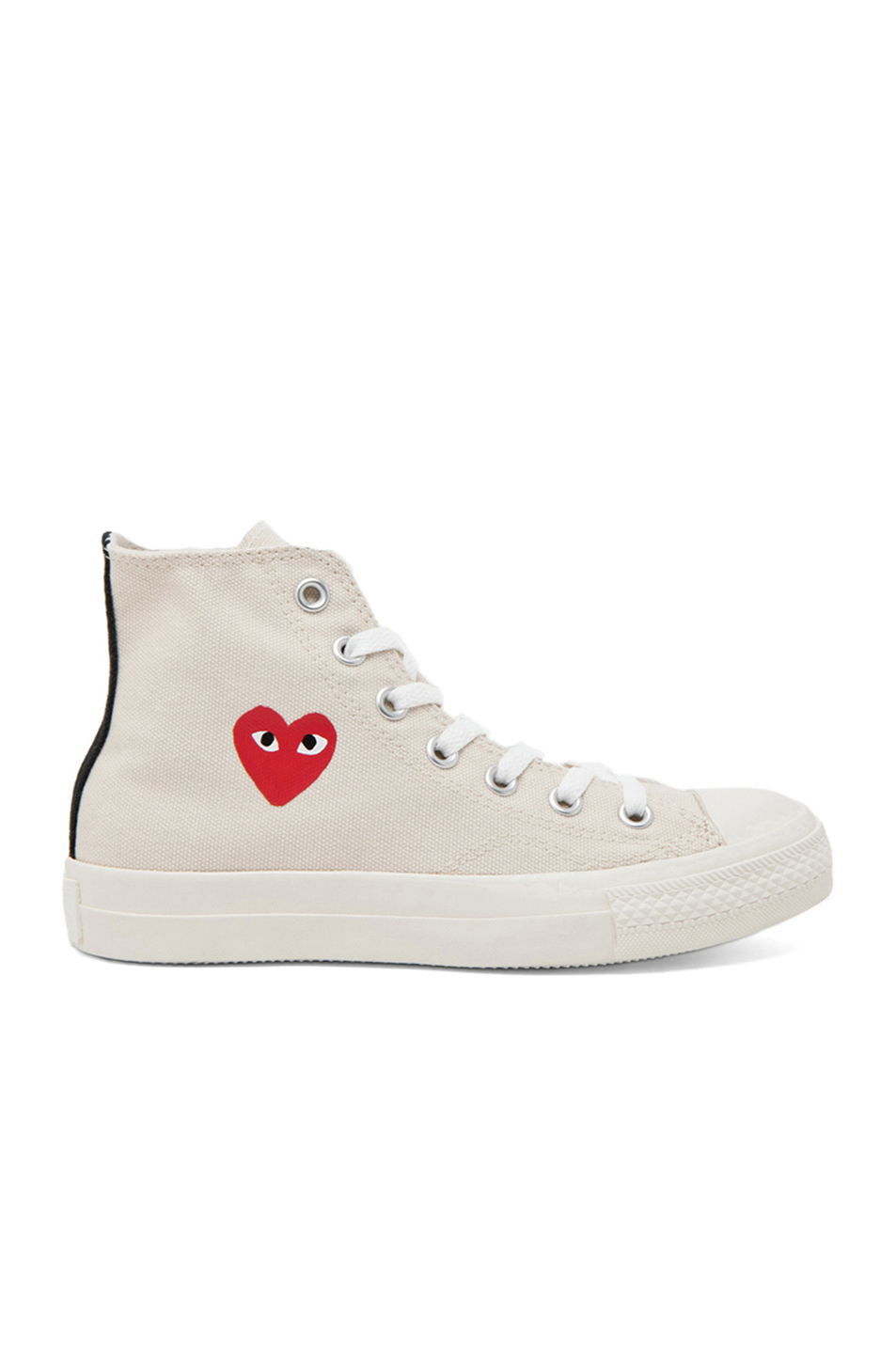 Lyst Play Comme Des Gar 231 Ons Converse High Top Canvas