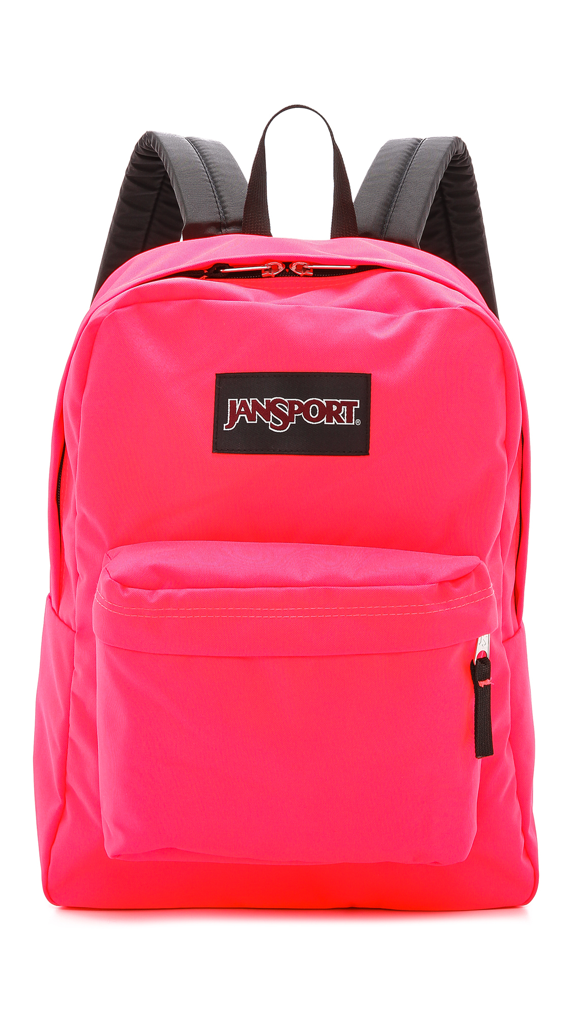 Jansport Black Label Superbreak Backpack in Pink for Men | Lyst