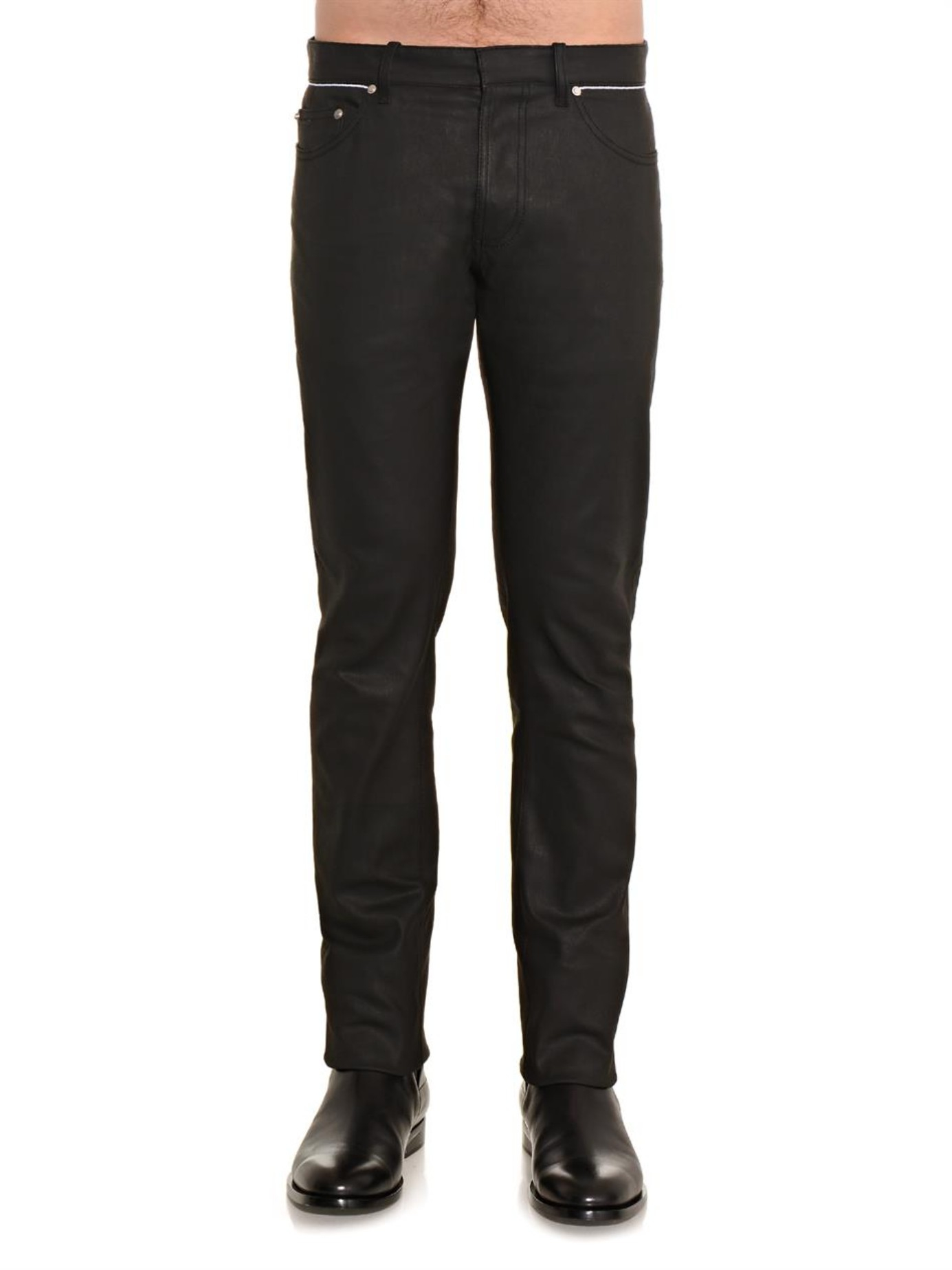 Find black coated jeans men at ShopStyle. Shop the latest collection of black coated jeans men from the most popular stores - all in one place.