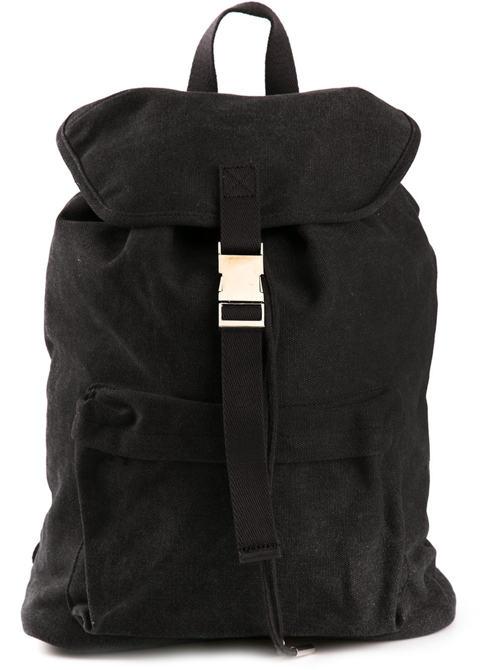 Apc Snap Buckle Backpack In Gray For Men Lyst Herschel Little America Hitam Gallery