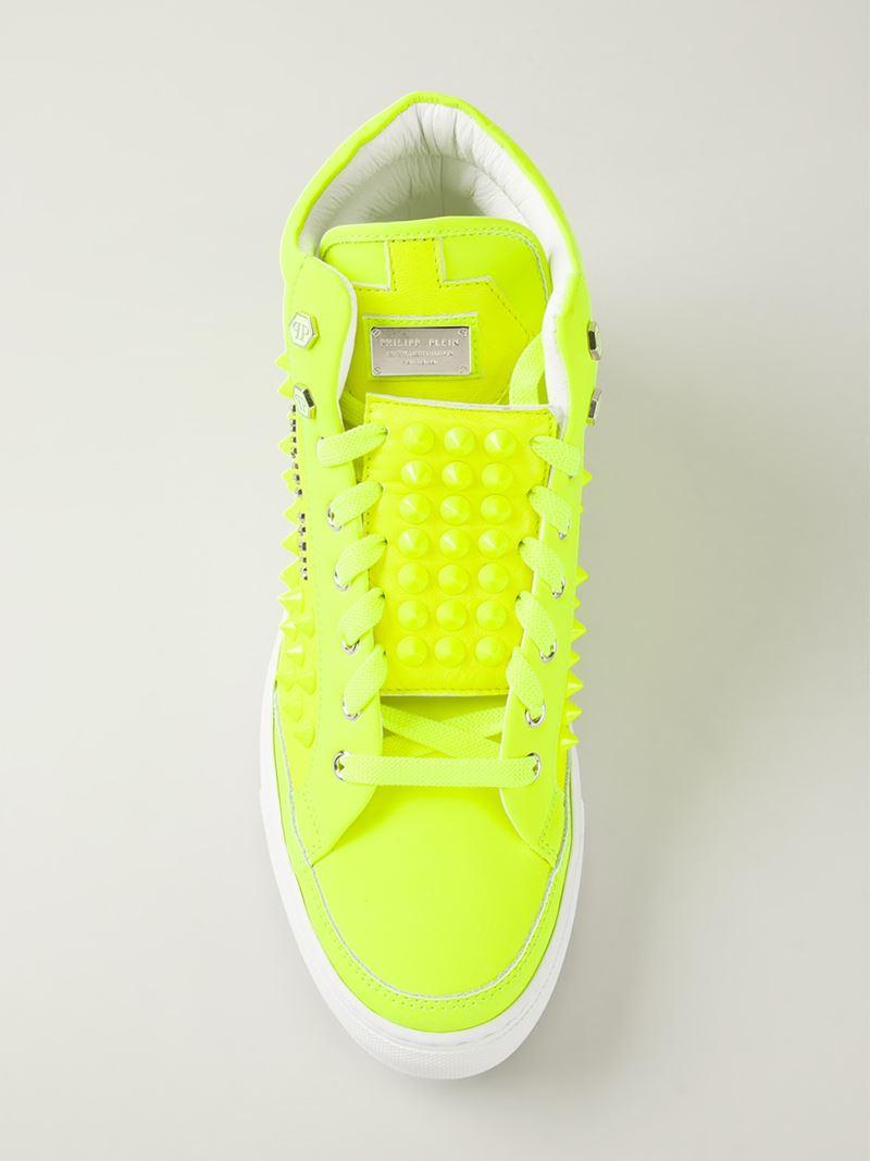 yellow sneakers Philipp Plein Buy Cheap Lowest Price vULOUl