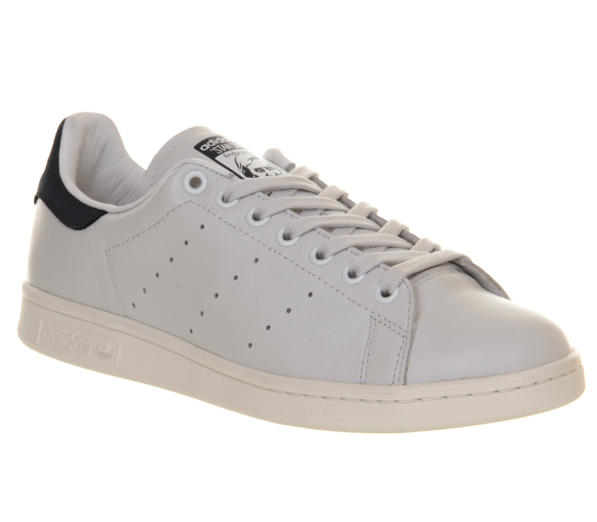 adidas stan smith in white for men lyst. Black Bedroom Furniture Sets. Home Design Ideas