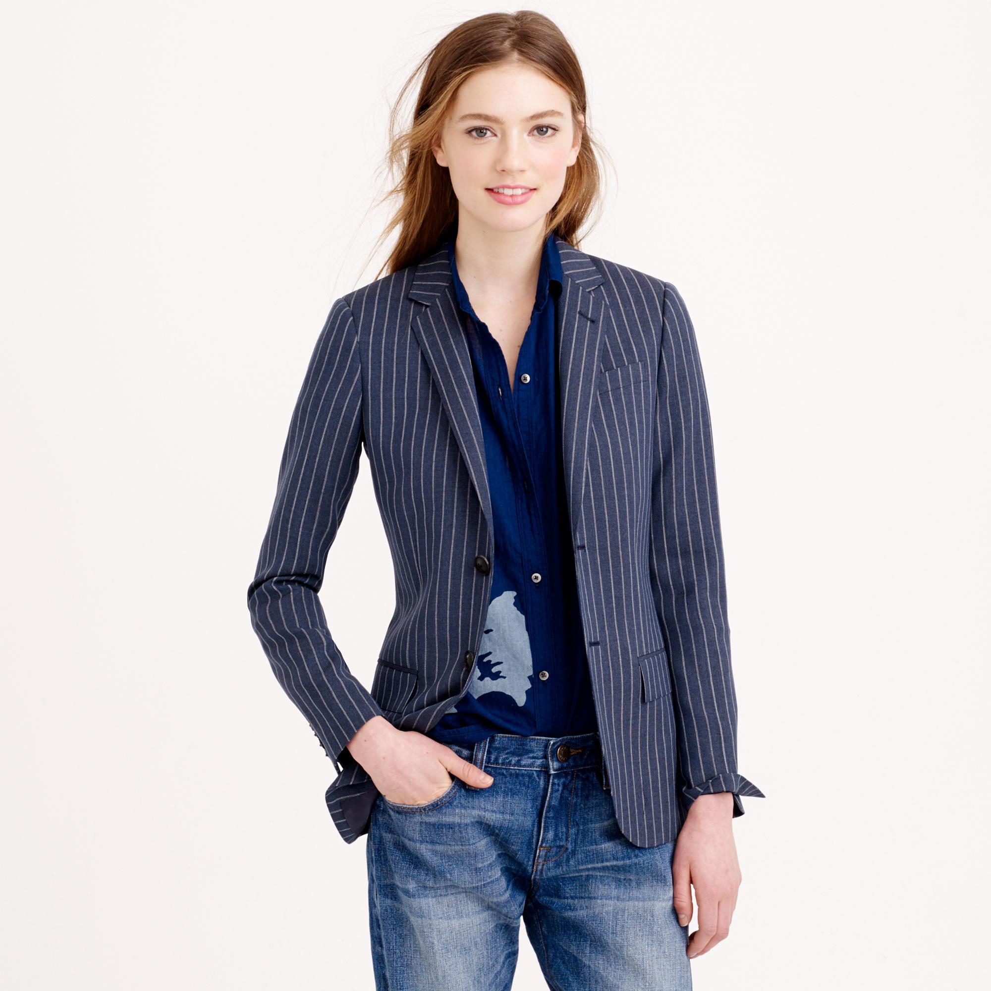 Blazers For Women: J.Crew Collection Women's Ludlow Blazer In