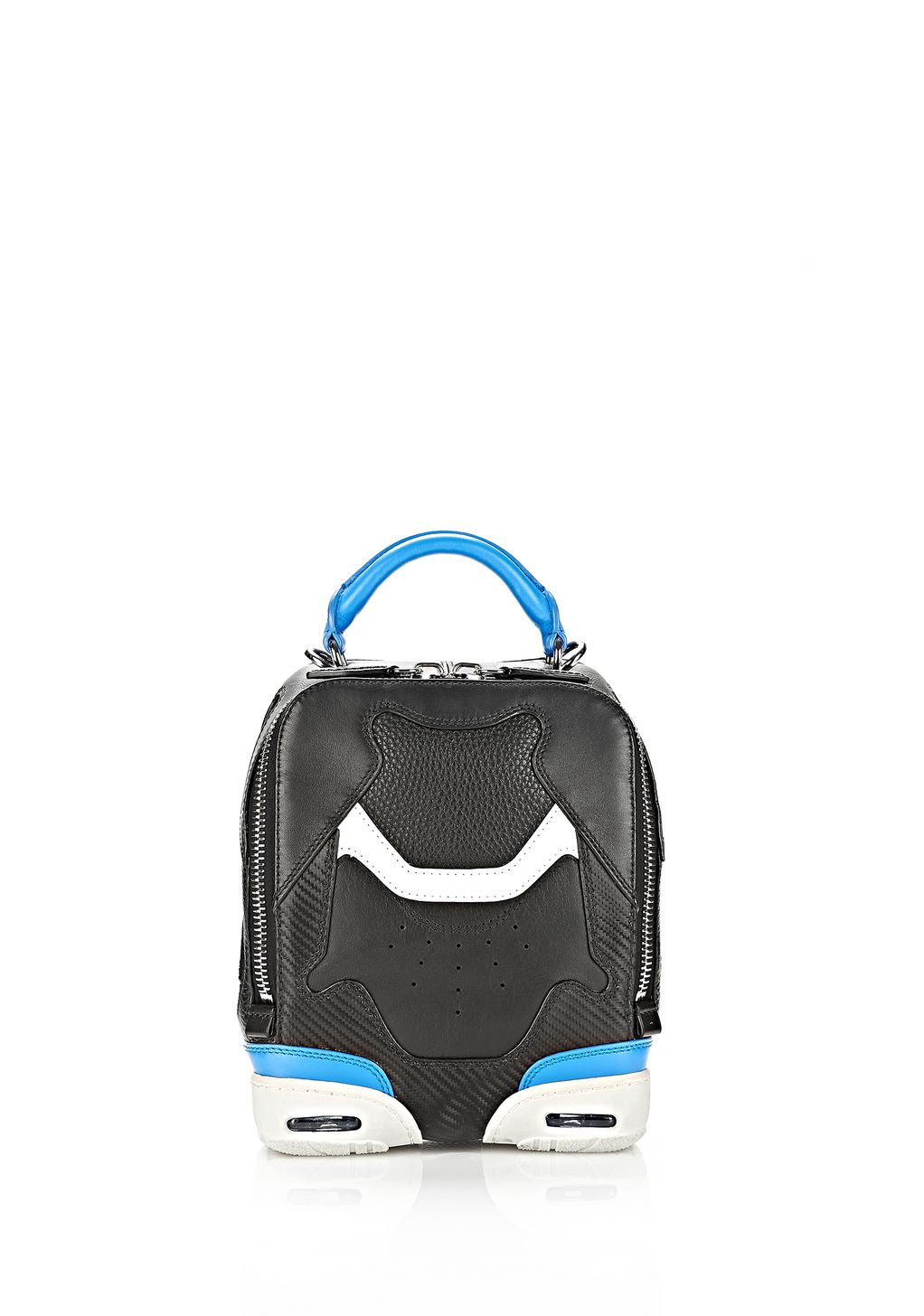 wang small sneaker bag in black lyst