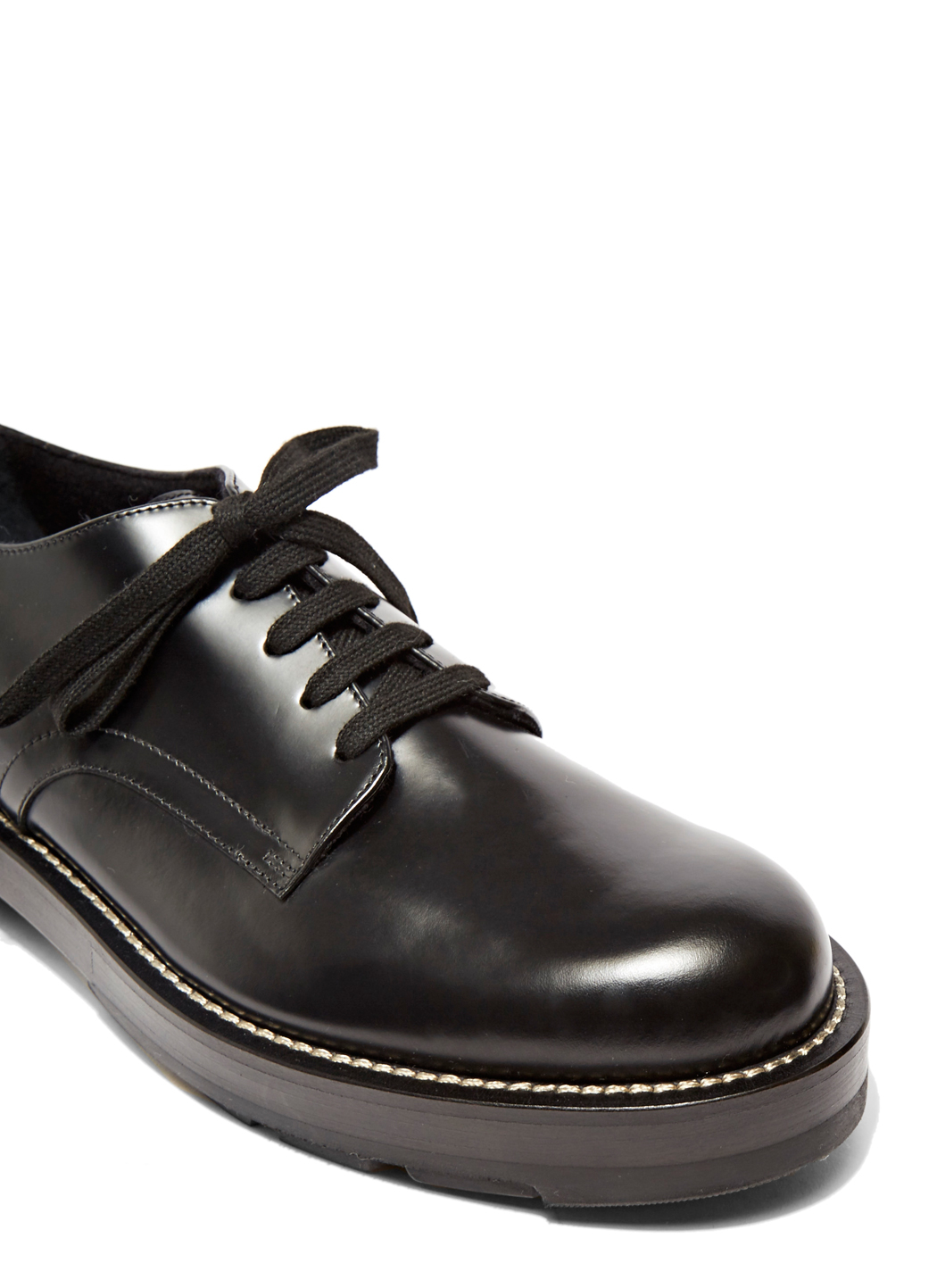 Marni Leather Derbies Purchase Online Free Shipping Enjoy Cheap Big Discount In China Cheap Price 0rr0h1R0