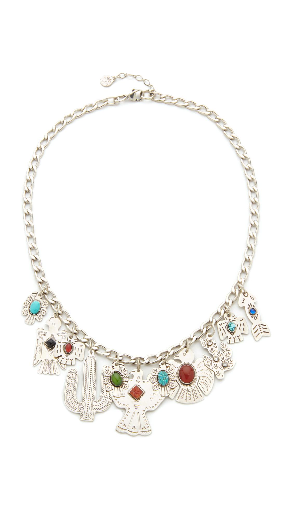 Gas Bijoux Jos necklace c4wWWWB
