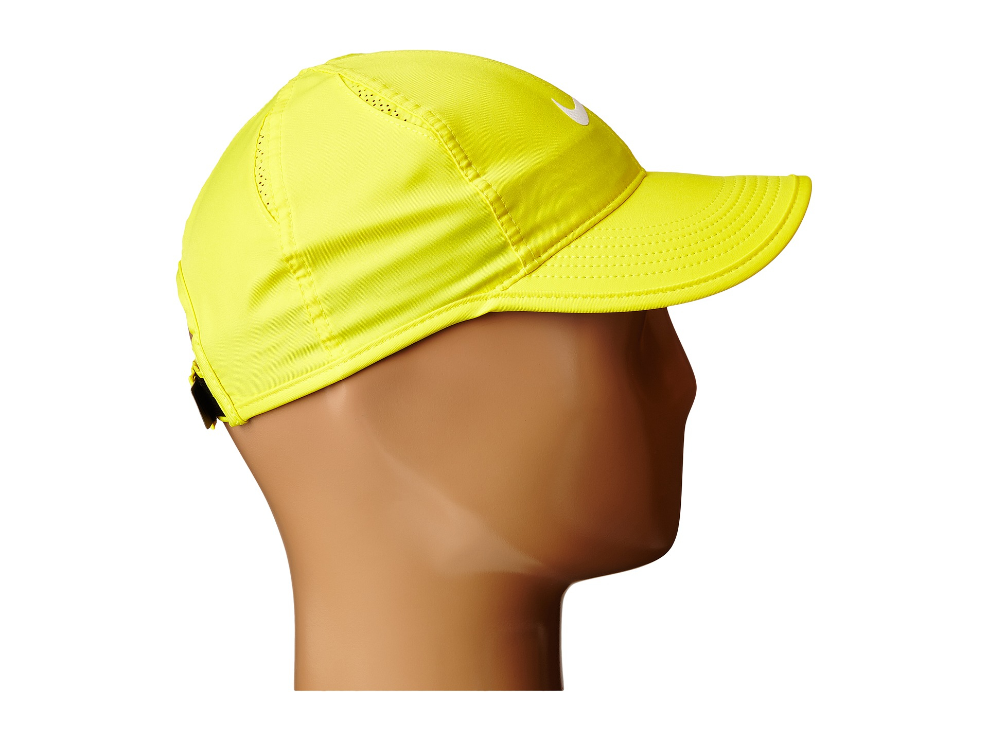 24f4432a ... spain lyst nike featherlight cap in yellow for men dad36 1d455