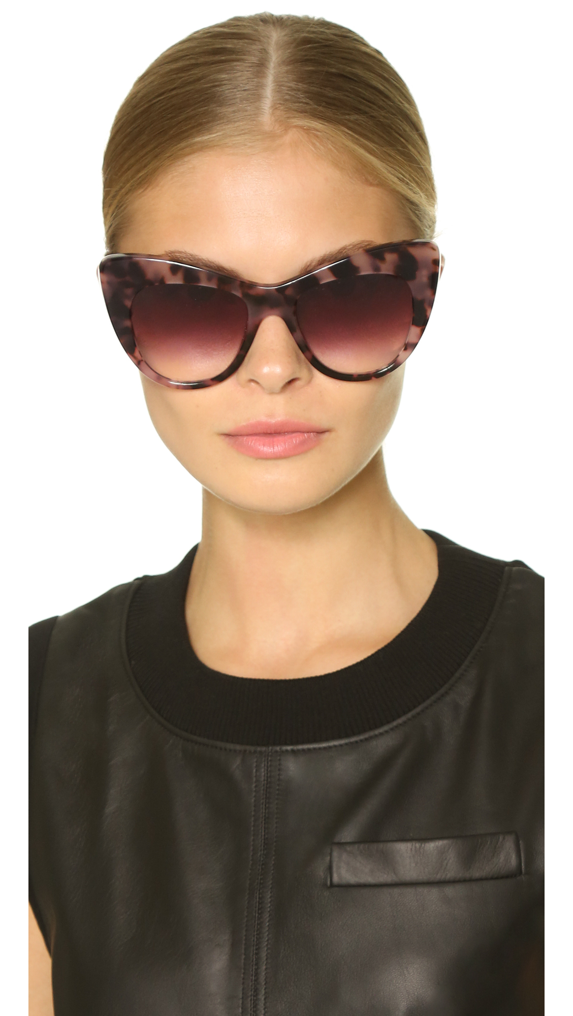 c14fc69a5076 Gallery. Previously sold at  Shopbop · Women s Cat Eye Sunglasses ...