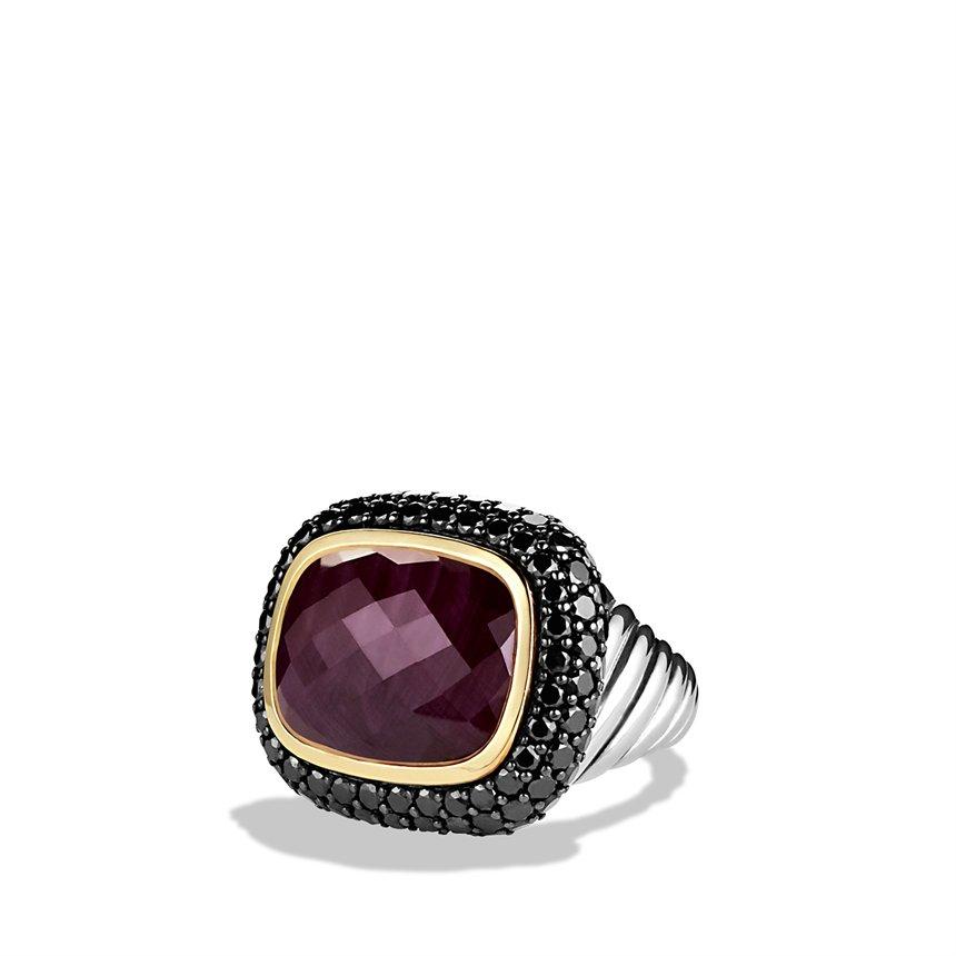 David Yurman Purple Ring