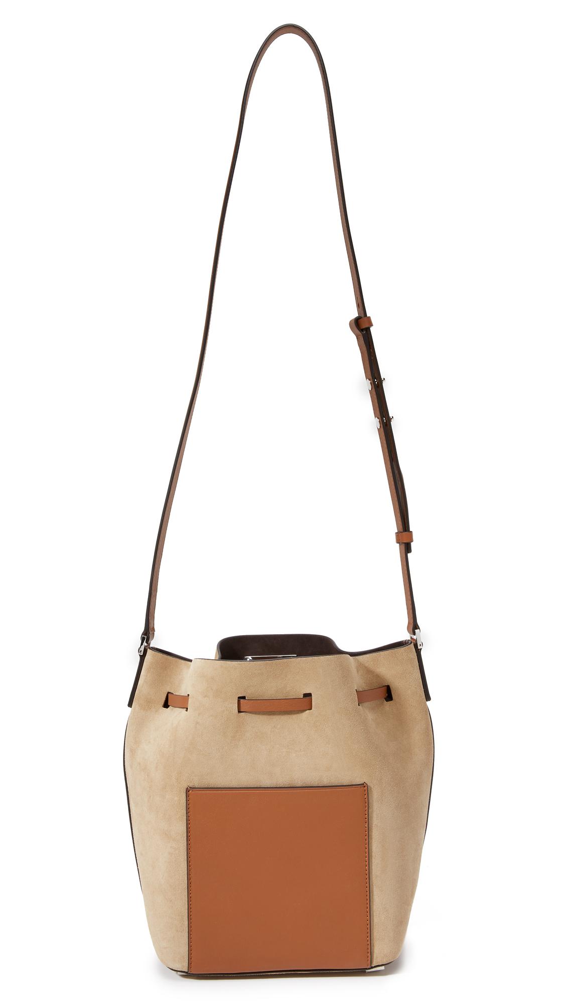 f00dc44dea377c Gallery. Previously sold at: Shopbop · Women's Bucket Bags Women's Michael  By Michael Kors Miranda ...
