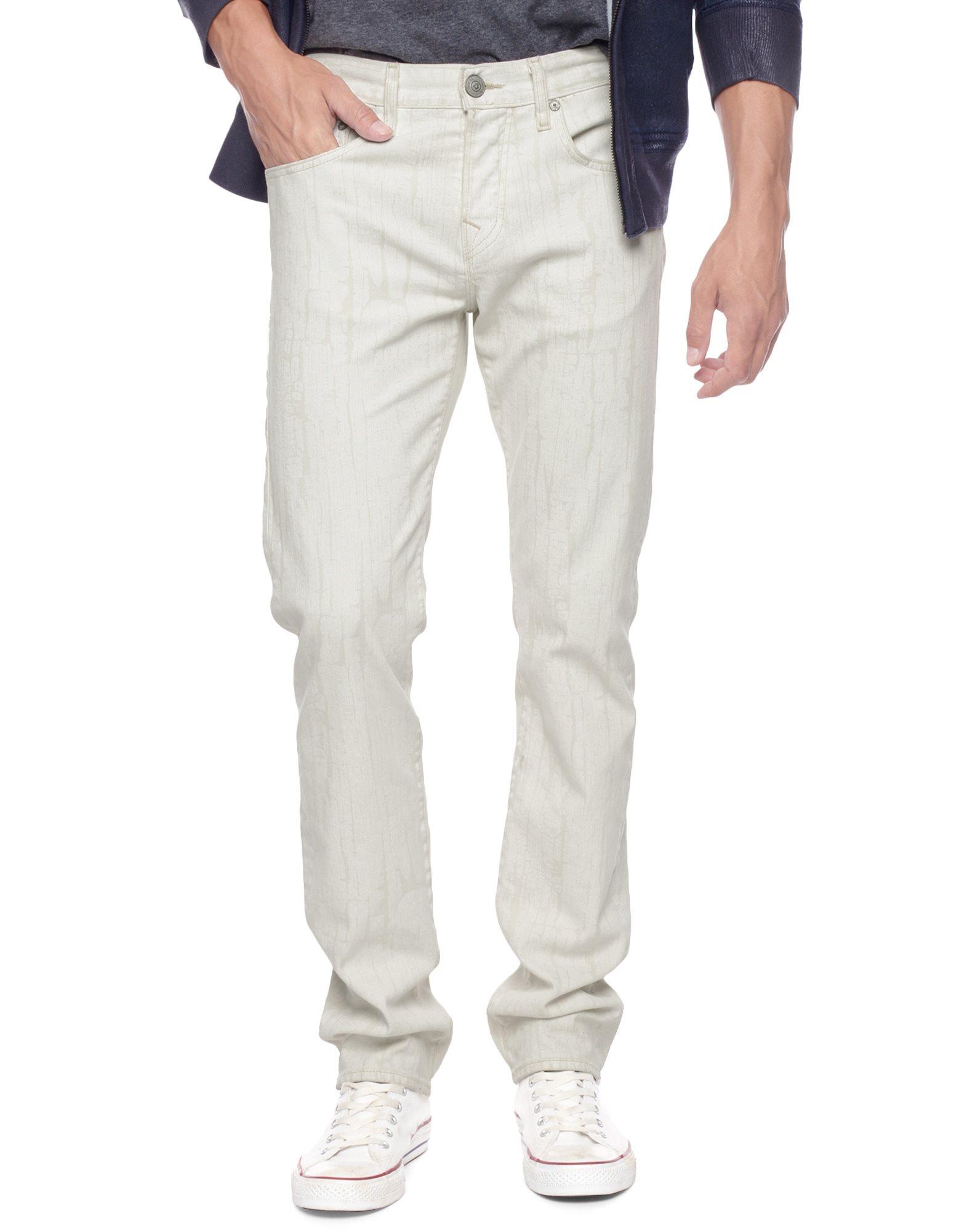 True religion Rocco Skinny White Aspen Renegade Mens Jean ...