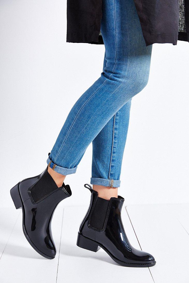 jeffrey cbell boot in black lyst