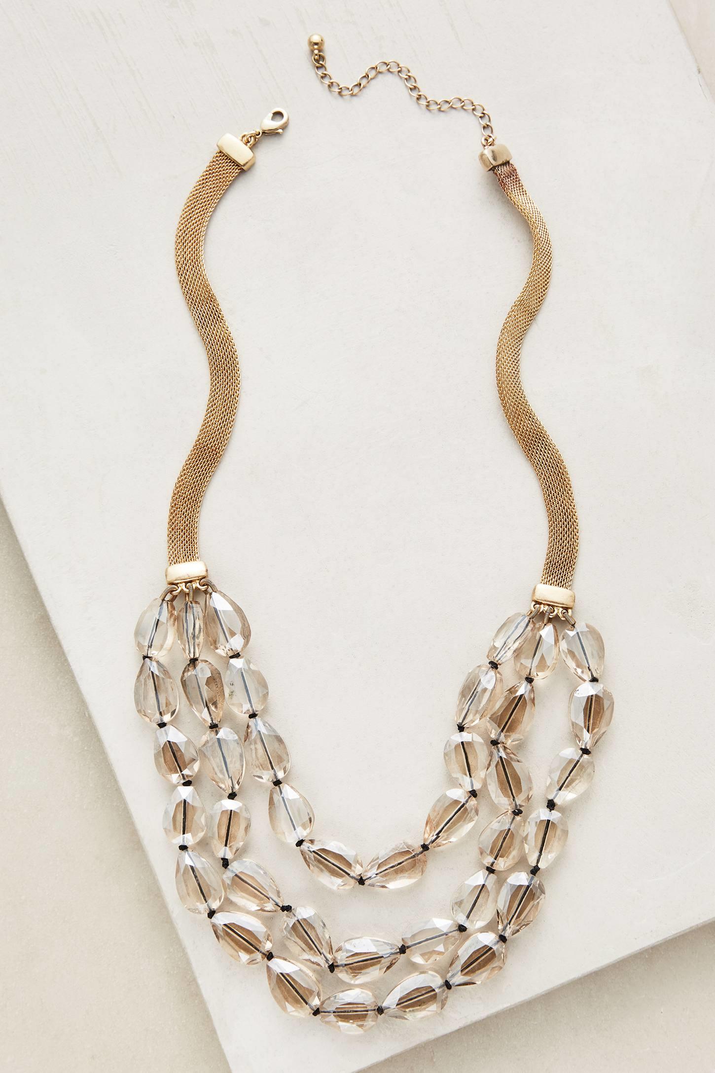 Baublebar Crisanta Necklace In Metallic Lyst