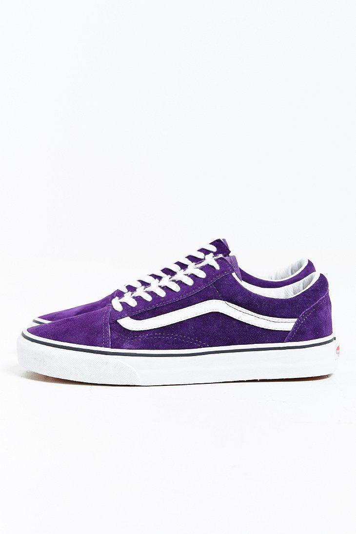 6433cbe461 Lyst - Vans Old Skool Color Pop Sneaker in Purple for Men
