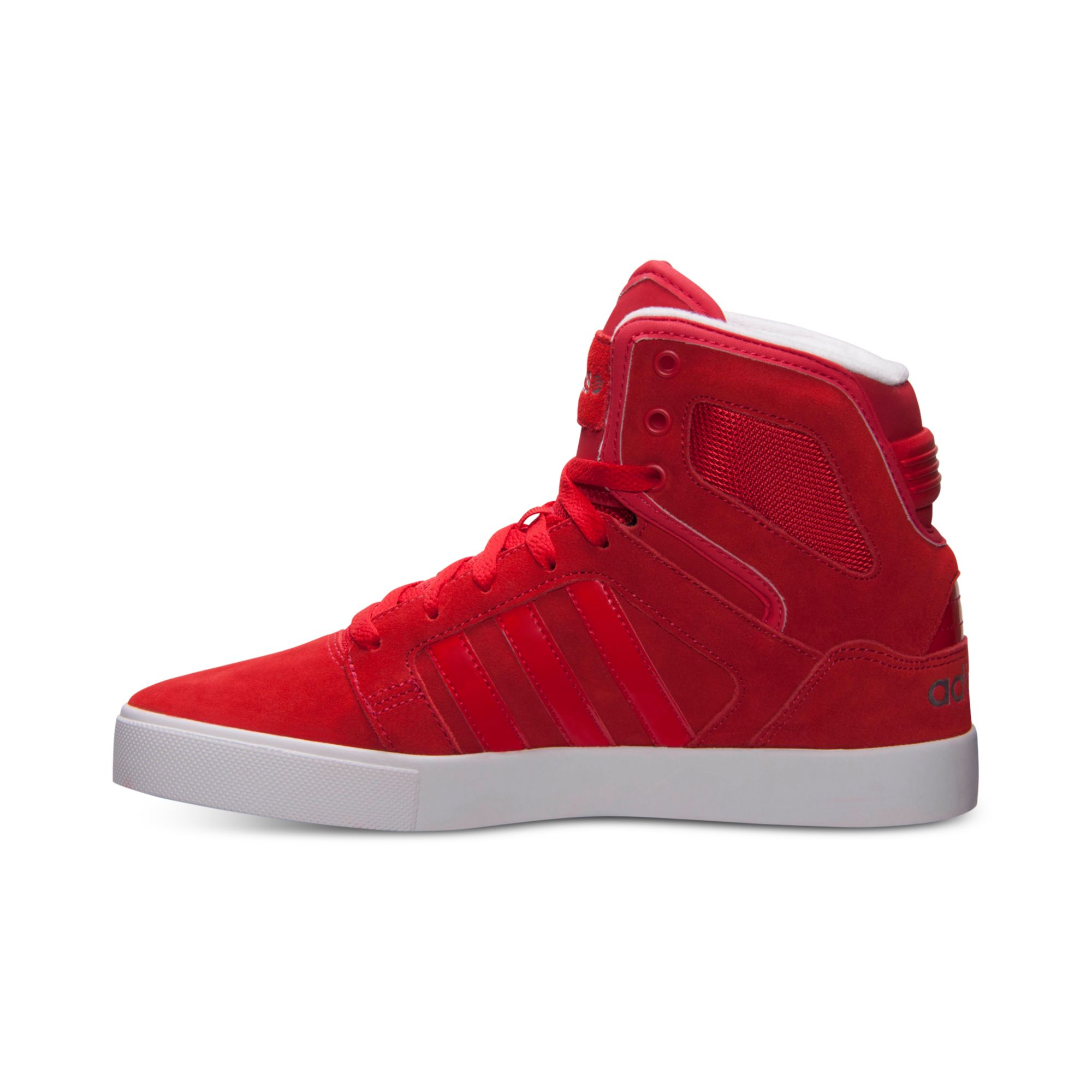 e4b96c0c3a47 ... greece lyst adidas mens bbneo hi top casual sneakers from finish line  in 19e72 4a2d3
