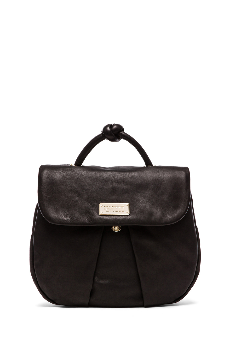 marc by marc jacobs marchive backpack in black lyst. Black Bedroom Furniture Sets. Home Design Ideas