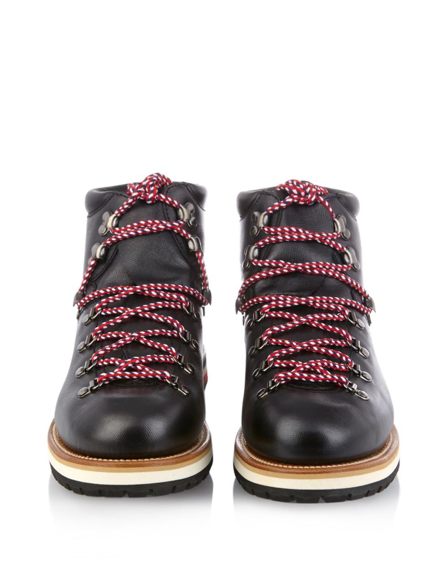 Moncler lace-up boots 2015 cheap online outlet Inexpensive largest supplier discount really cbdJZz6s6