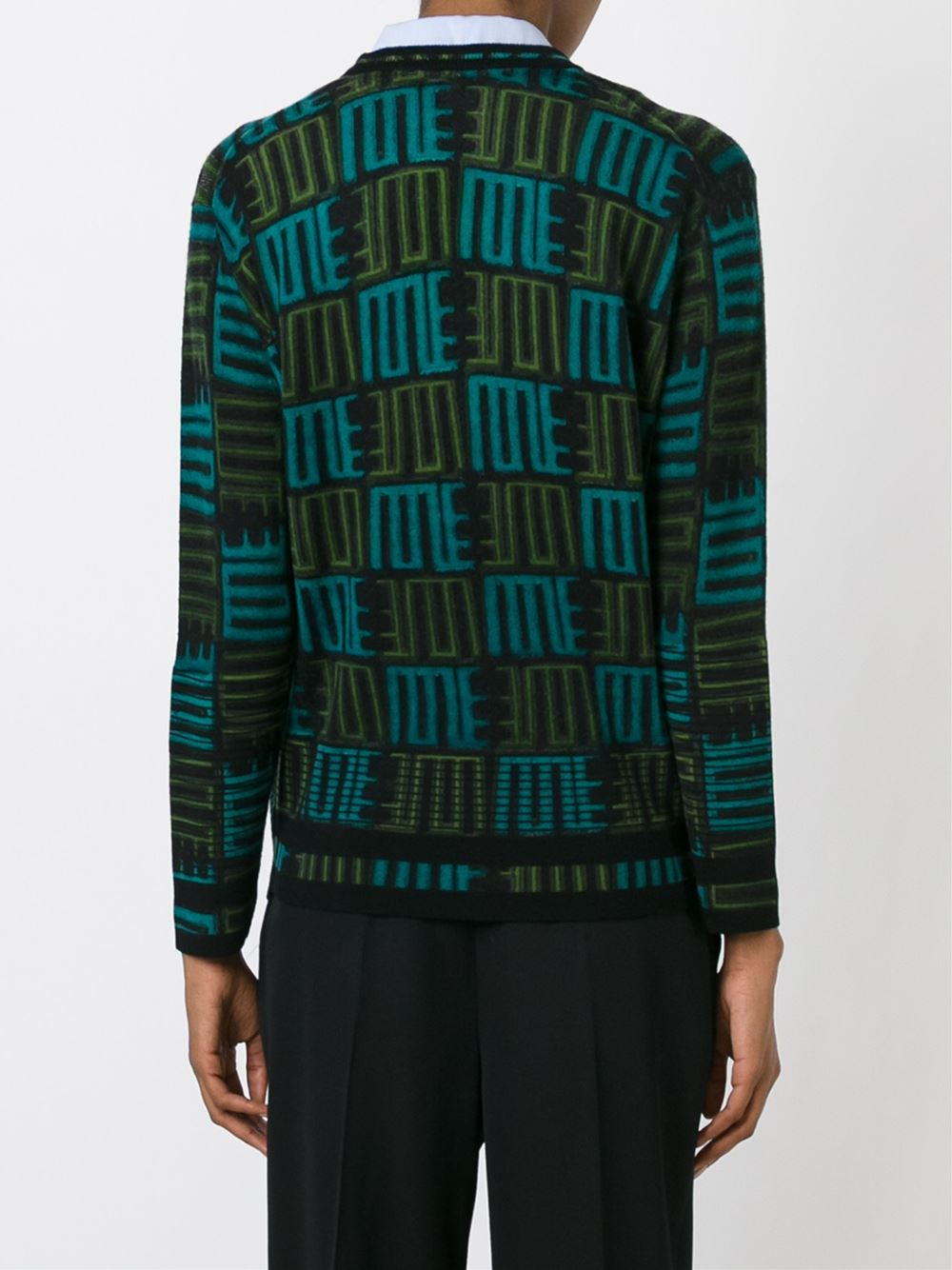 kenzo love sweater in multicolor black lyst. Black Bedroom Furniture Sets. Home Design Ideas