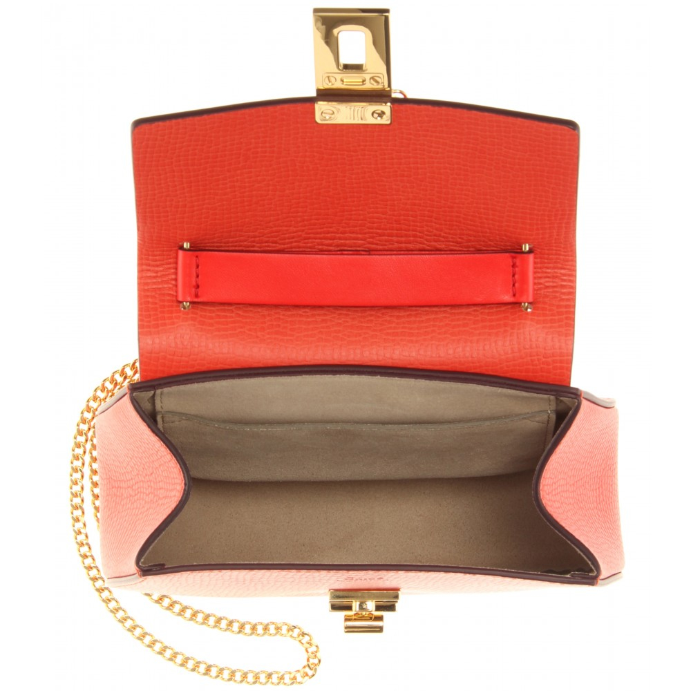 how to spot a fake chloe bag - chloe drew leather and raffia shoulder bag, chloe best price