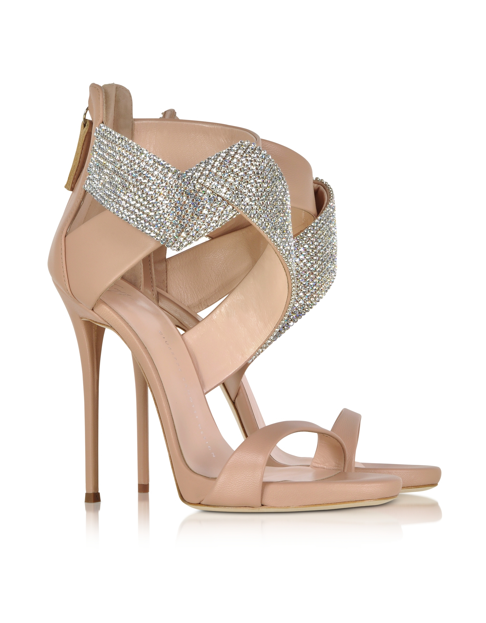 with credit card cheap online shop for online Giuseppe Zanotti Ella d'Orsay Sandals buy cheap 2014 unisex cheap authentic outlet apM5ph