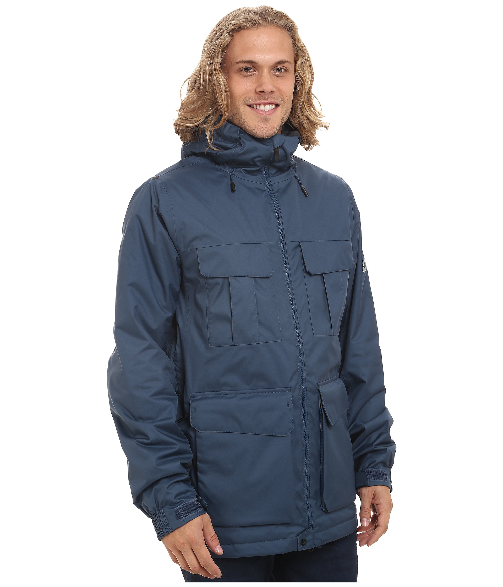 cc6749f5c892 Lyst - Nike Sb Empire Jacket in Blue for Men