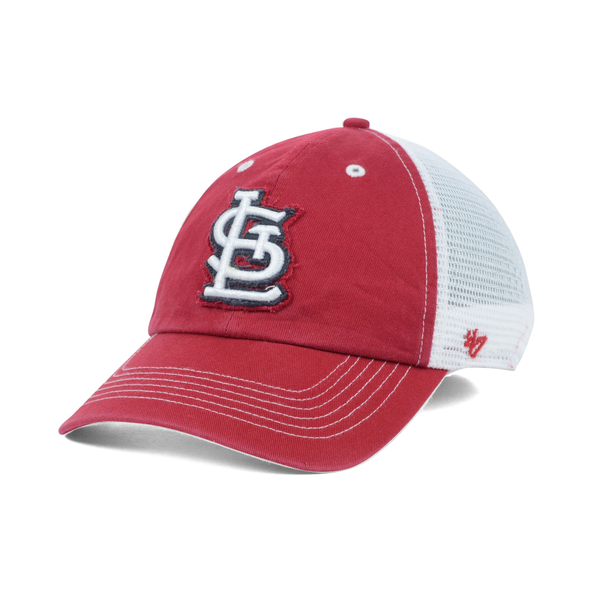 Lyst - 47 Brand St Louis Cardinals Blue Mountain Franchise Cap in ... 3dbf5022b2d