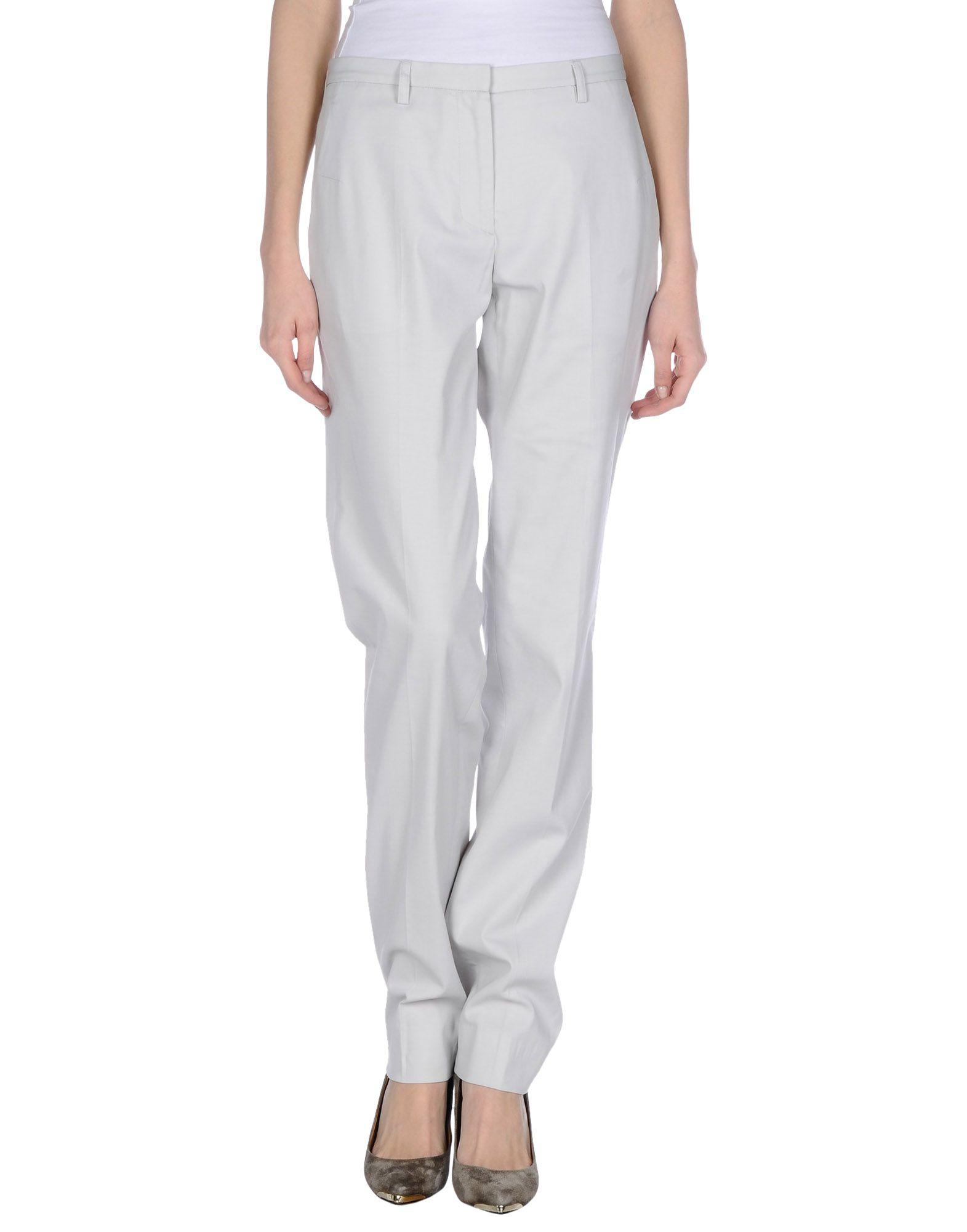 Maison Margiela Casual Pants In Gray Lyst
