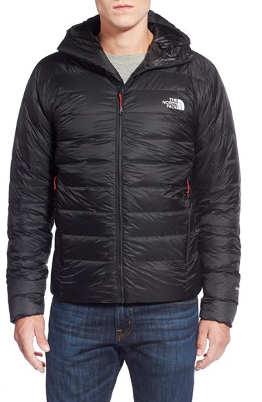 5a682dc6ae2b Lyst - The North Face  super Diez  Quilted Down Jacket in Black for Men