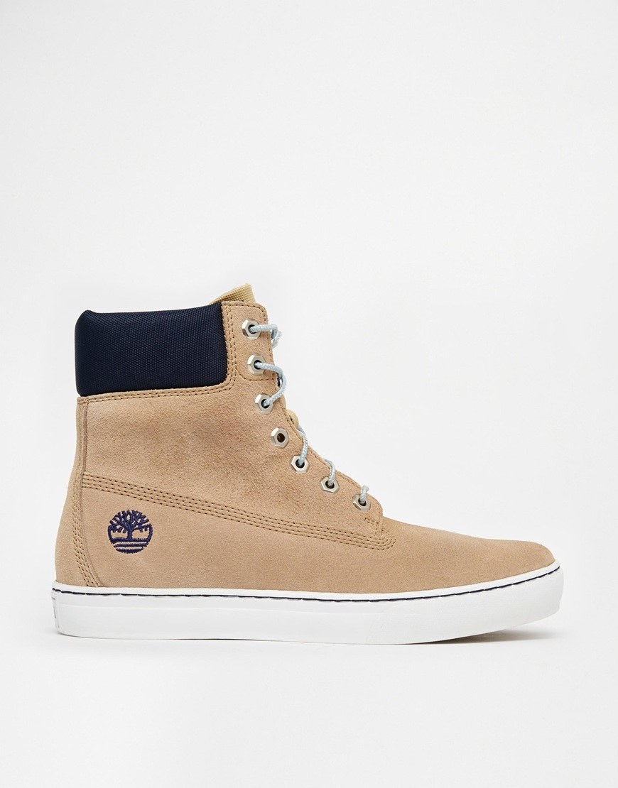 9207eac5123e Lyst - Timberland Newmarket Cupsole 6