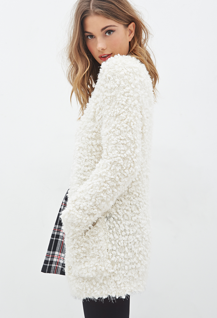 Long Cardigan Coat Women, Pockets Sweater Ladies Knitting Cotton Cardigan Jacket Outerwear. from $ 14 out of 5 stars SoTeer. Women's Basic Open Front Long Sleeve Knit Spring Cardigan Sweater W/Pockets. from $ 23 99 Prime. out of 5 stars Made By Johnny.