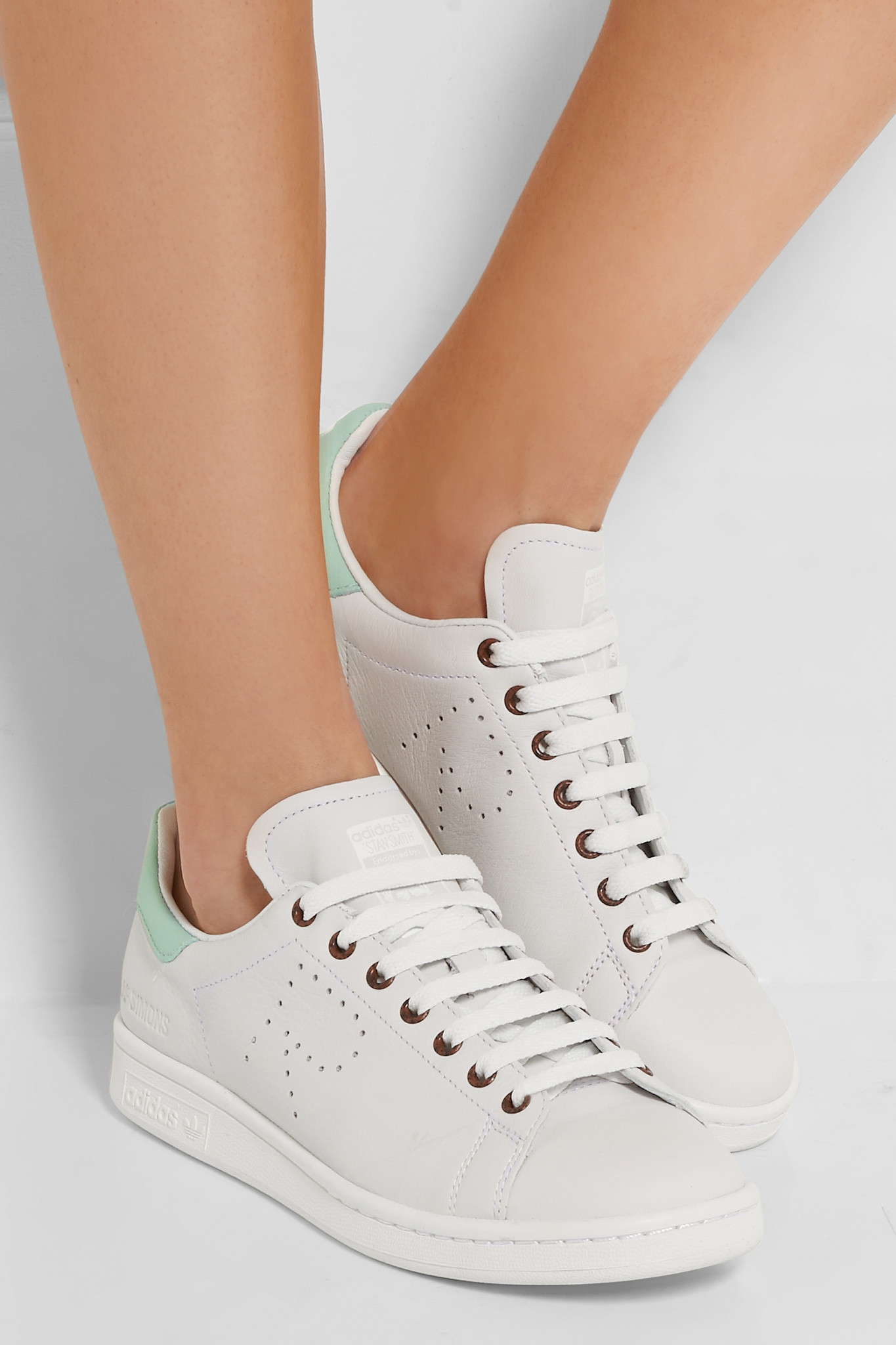 e68bc78af04f Gallery. Previously sold at  NET-A-PORTER · Women s Adidas Stan Smith ...